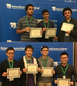Update: National Econ Challenge team takes fourth place overall in country