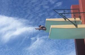 Kudos: Eighth grade diver named to Junior National Squad