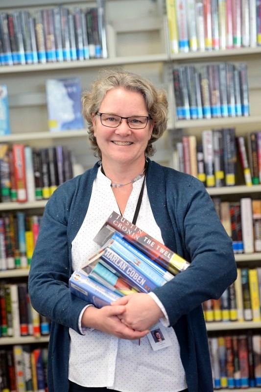 Upper school librarian receives award for ReCreate Reading program