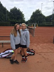 Senior heads to Europe for series of tennis tournaments