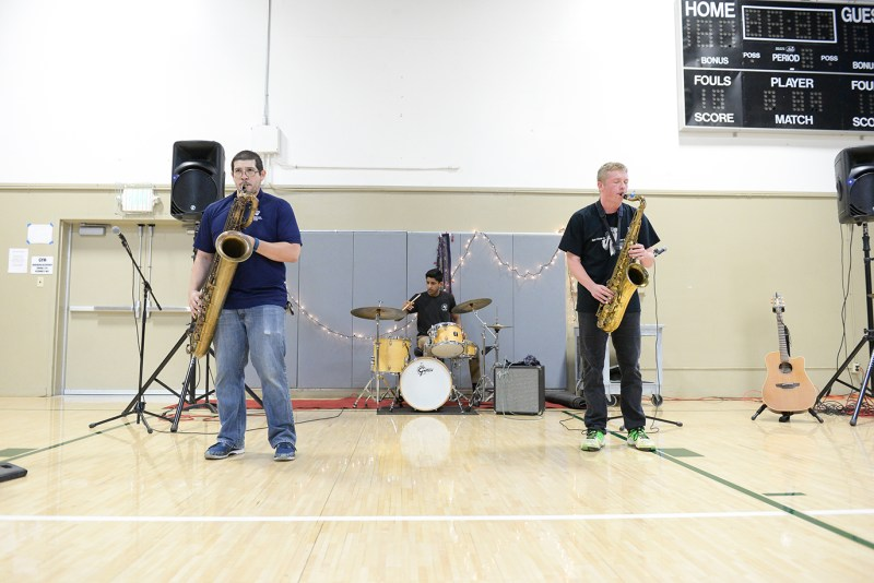 Quadchella highlights talents of upper school community