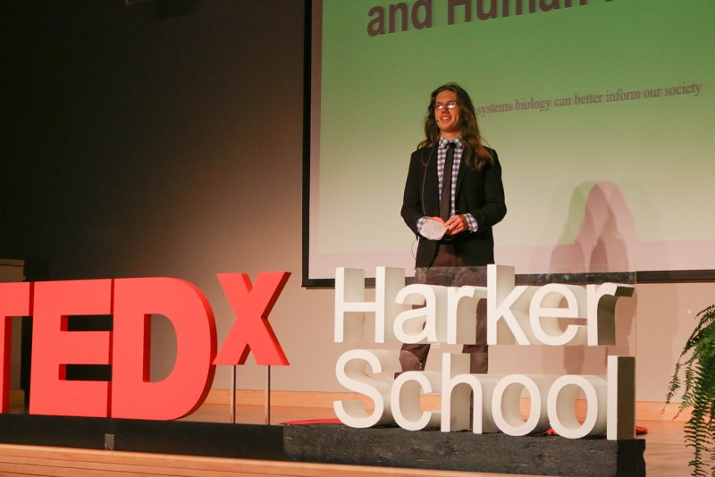 Annual TEDxHarker event draws great crowd