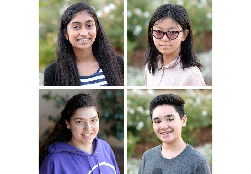 Four qualify for ACDA California All-State Choir
