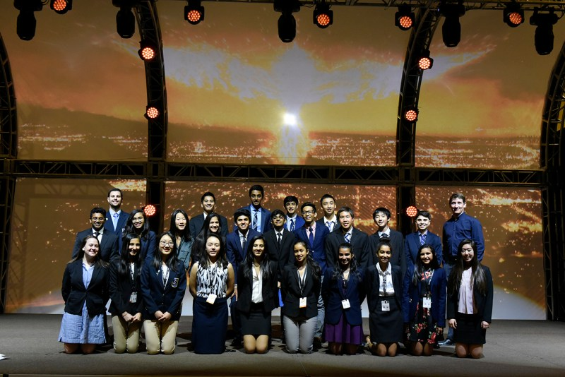 DECA students attend leadership conference in Arizona