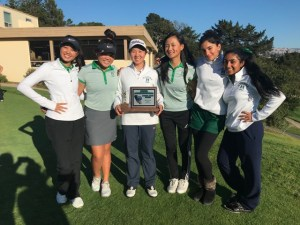 Girls golf has best finish ever; cross country, football and girls tennis charge into the playoffs