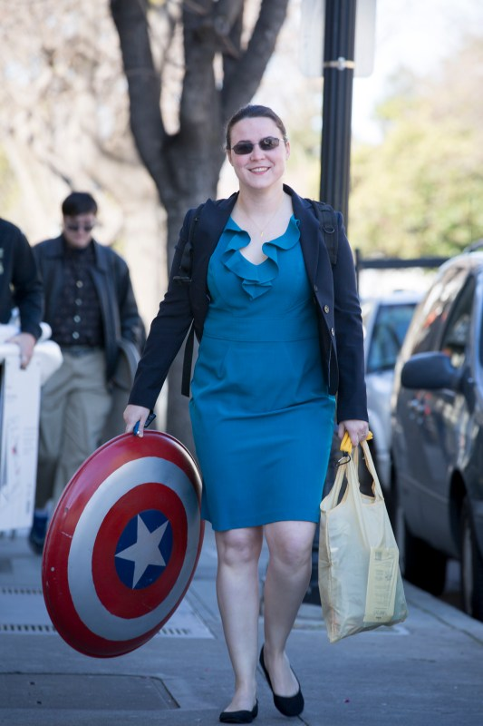 Alumna Profile: Jessica Dickinson Goodman '07 – Be Your Own Superhero