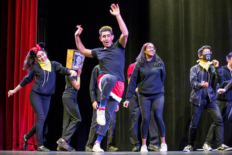 Annual Hoscars show makes triumphant return at Rothschild Performing Arts Center