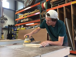 Build the life you want: Alumnus found his groove in the art department at Harker