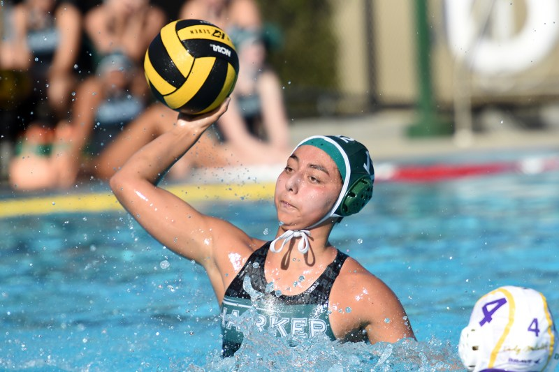Girls water polo, golf and volleyball lead the way in Harker's week in sports