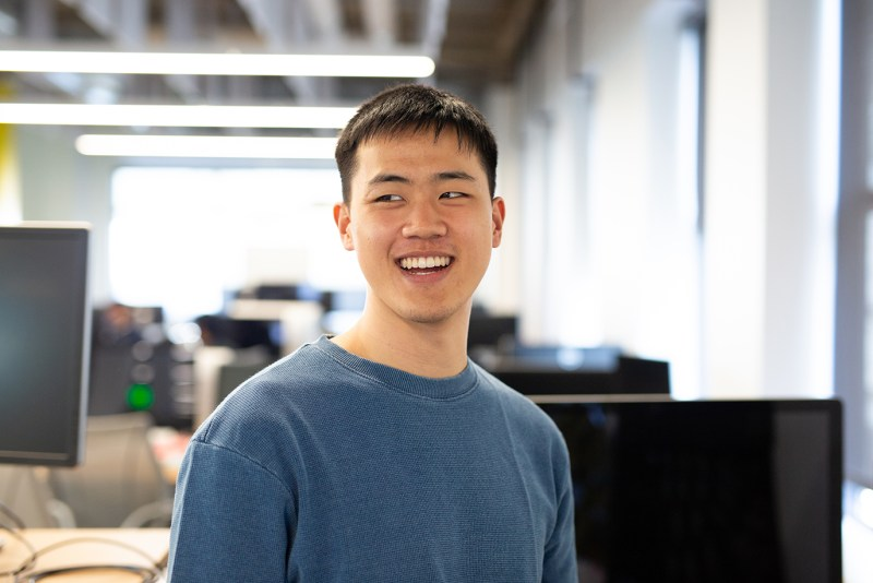 Dashing through life: DoorDash founder Andy Fang '10  – an alumni profile from Harker Magazine