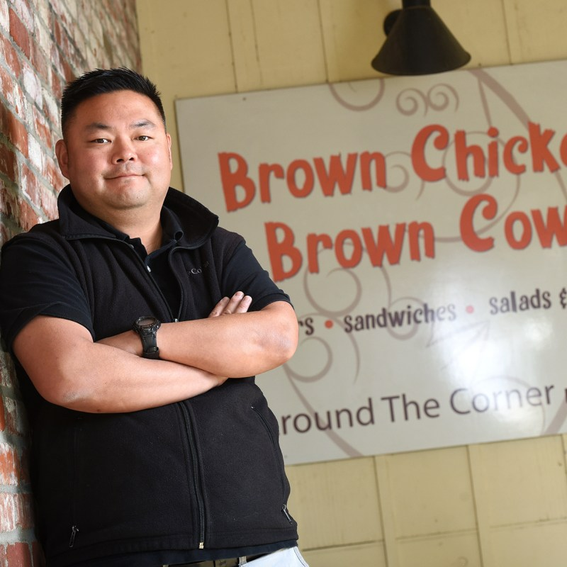 A Passion for People: Alumnus combines love of food, people and entrepreneurship