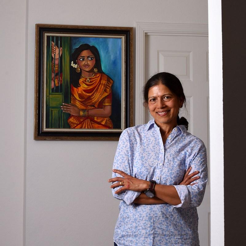 Face Time: Rajasree Swaminathan
