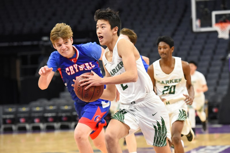 Victories all around for winter sports, including big win for boys basketball at Golden 1 Center