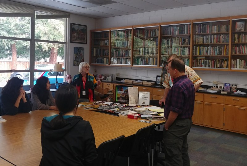 Guest offers literature students insight into Beat Generation authors