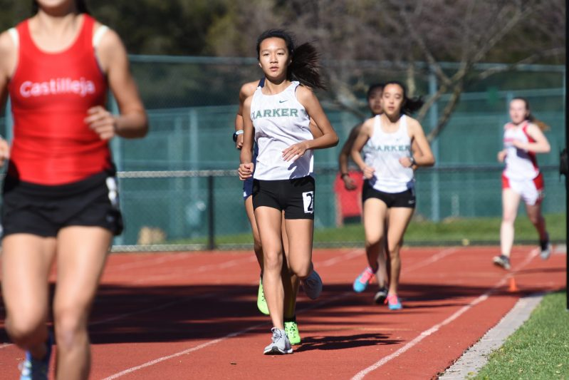 Good showing for track and field and swim in first league meets