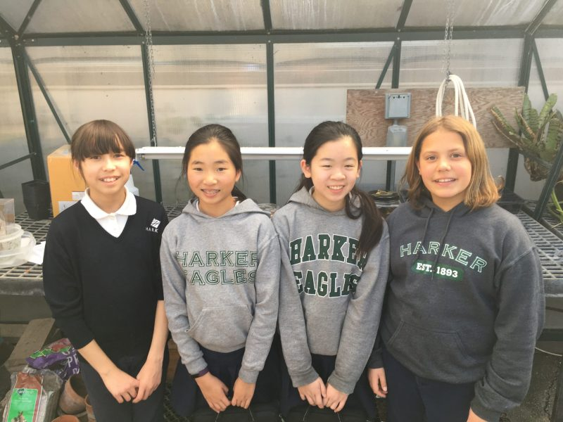 Middle school Green Team steps up efforts leading up to Earth Day
