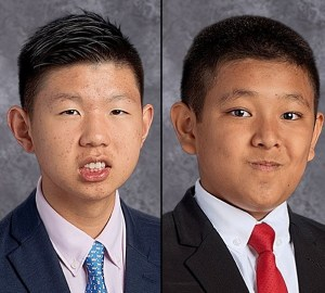 Two students qualify for U.S. Physics Team