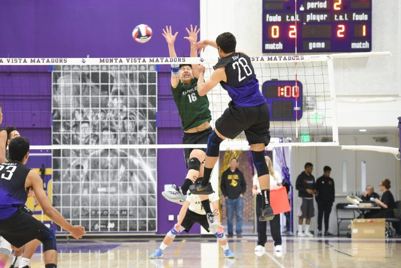 Boys volleyball's historic season comes to an end, freshman has great showing at CCS track and field finals