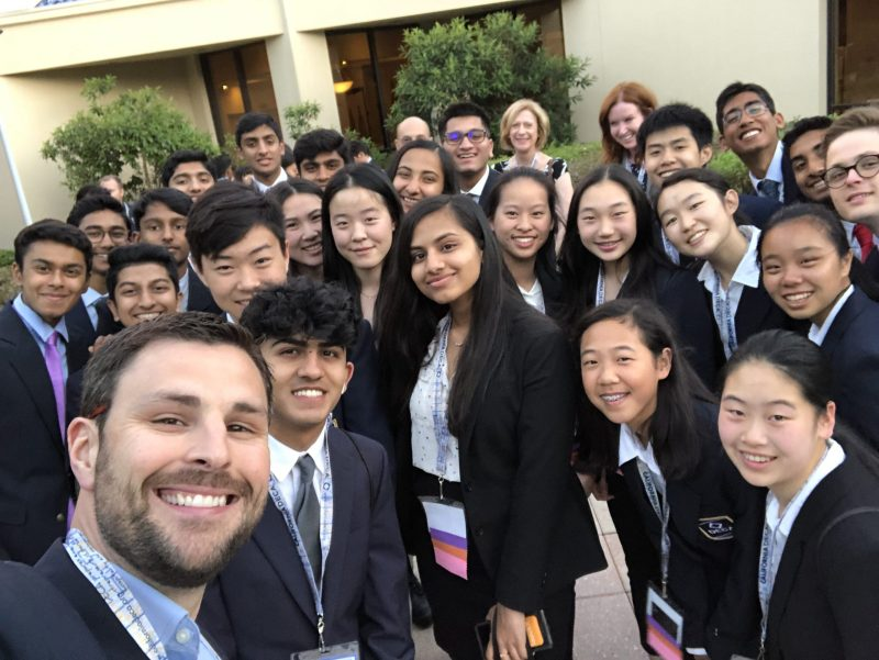 Harker DECA performs commendably at 2019 International Career Development Conference