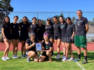 Girls tennis takes first, girls golf finishes second at prestigious tournaments