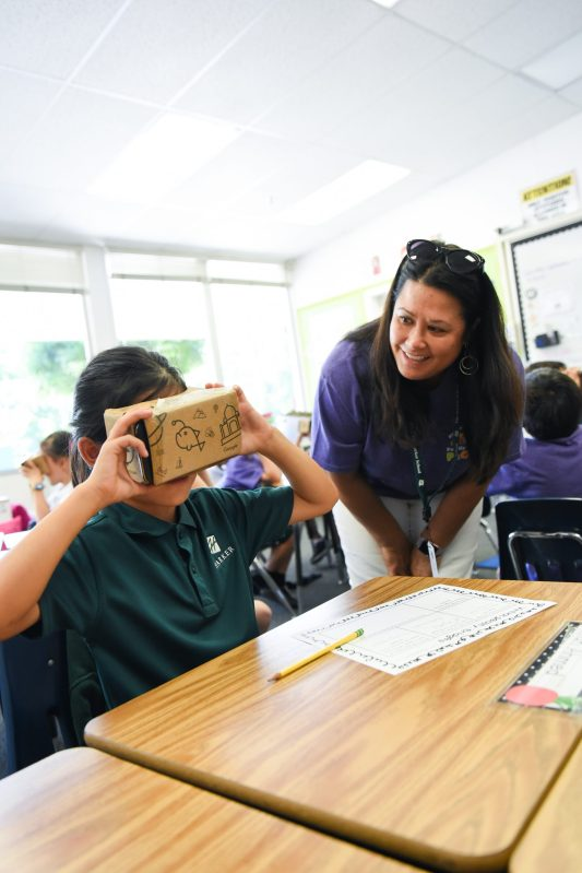 More Than Tech: LID helps teachers transform classrooms