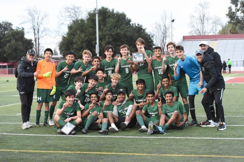 Boys soccer wins CCS title as spring season takes off