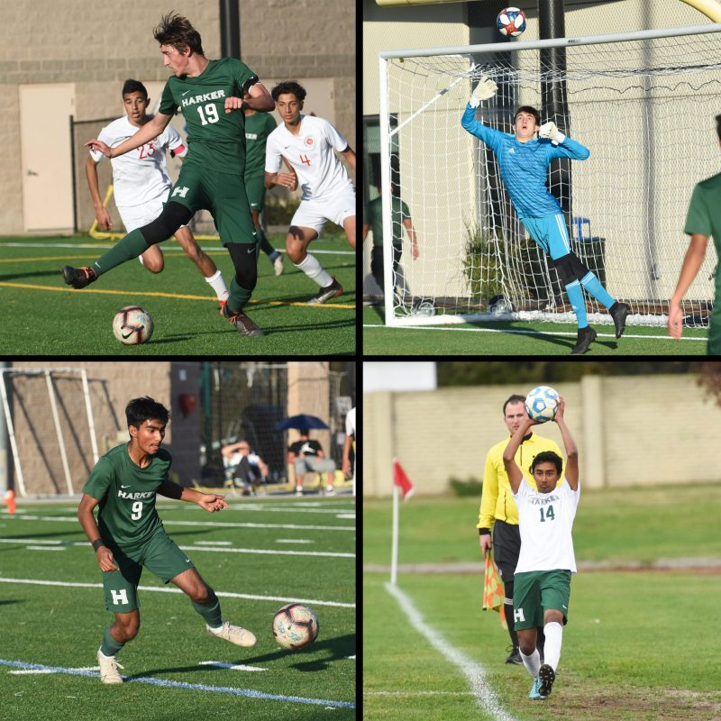 Four Eagles named Prep2Prep All-CCS honorees