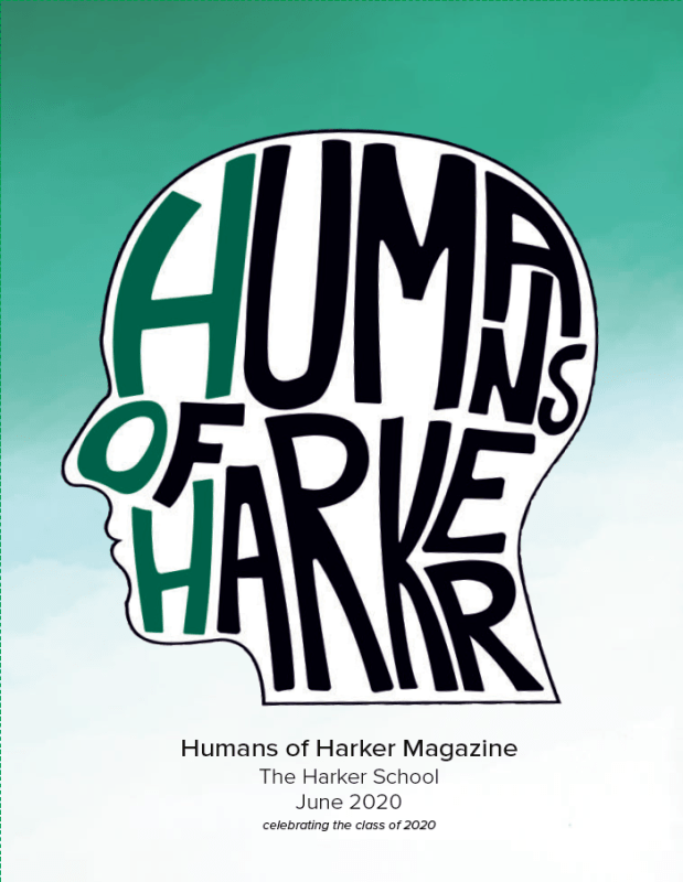 Humans of Harker special print issue pays tribute to Class of 2020