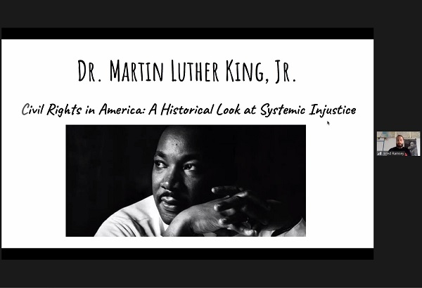 Lower school celebrates Martin Luther King Jr. with activities and learning