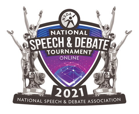 Speech and debate students place high, collect awards at final NSDA tournament