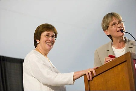 Linda Greenhouse, Drew Gilpin