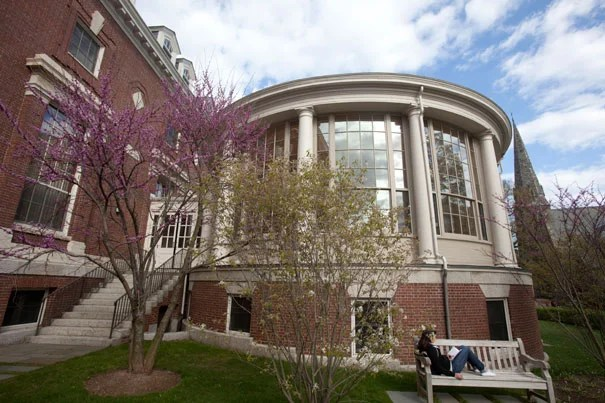 The newly renamed Mahindra Humanities Center at Harvard, which is housed in the Barker Center, will foster collaborations among the humanities, social sciences, and sciences in the belief that the humanities make a unique contribution in providing platforms for debate across various fields and forms of knowledge.