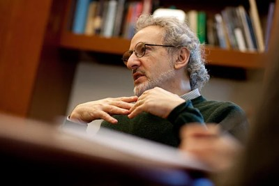 """Donald E. Ingber's most recent innovation is a technology for building a tiny, complex, three-dimensional model of the human lung. This breathing """"lung-on-a-chip"""" mimics complicated human functions, providing critical information for diagnostic and therapeutic applications more reliably and at a fraction of the cost associated with traditional drug-testing methods."""