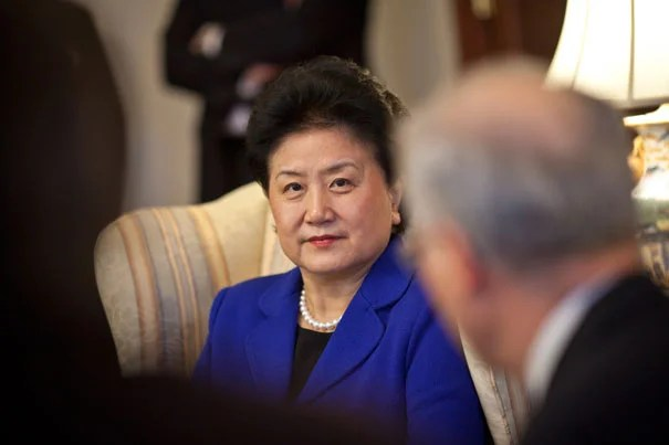 "Harvard signed an agreement with the China Scholarship Council that will offer yearly fellowships for up to 35 Chinese students to attend the University at the graduate level. Madame Liu Yandong, Chinese state councilor, said, ""I think that there is a lot that we can learn from Harvard, and I really hope that we can step up our cooperation in this field."""