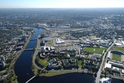 The Harvard Allston Work Team's recommendations highlight institutional, academic, and community opportunities and lay out concrete development options over the next decade.