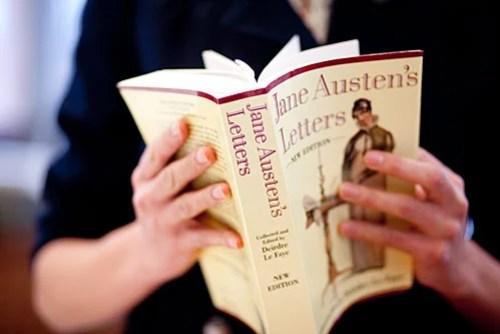 Lettres de Austen