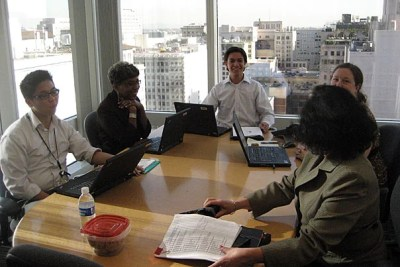Antonio Sweet '13, an engineering sciences concentrator, returned home to Los Angeles so he could explore his interest in energy and infrastructure through an internship at one of the state's public utility companies.