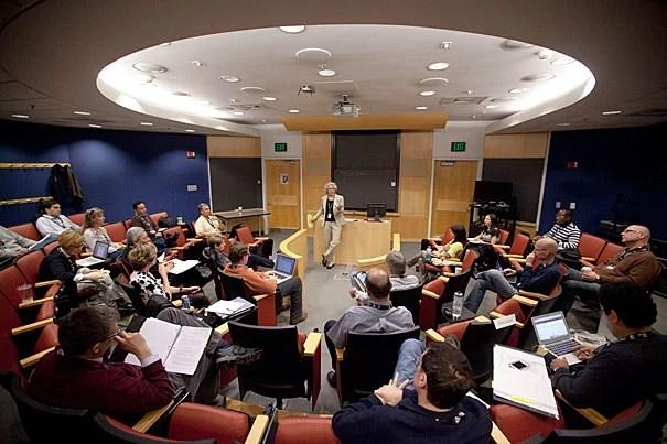 Harvard Classroom Design : Ahead of the learning curve harvard gazette