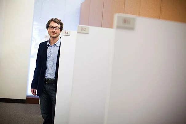 """""""Behavioral economics tries to understand people's behavior and preferences. Most experiments in that area are done on Western undergraduates from educated, rich, industrialized countries,"""" said economics fellow Johannes Haushofer, who has opened the Busara Center for Behavioral Economics in Nairobi, Kenya. Specifically, Haushofer is examining the role of stress in economic decision-making."""