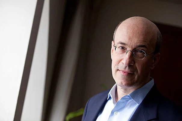 """... I think the challenge now is to find a way to try to maintain solid growth. Unfortunately, based on my work with Carmen Reinhart [the Minos A. Zombanakis Professor of the International Financial System at Harvard Kennedy School], I have to guess that it will be very hard to dig our way out fast,"" said Kenneth Rogoff, Harvard's Thomas D. Cabot Professor of Public Policy and professor of economics."