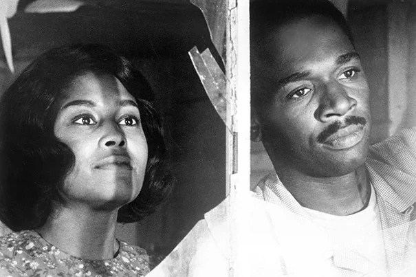 "In ""Nothing But a Man"" (1964), Abbey Lincoln (left) and Ivan Dixon play a young married couple facing injustice in the Jim Crow South."