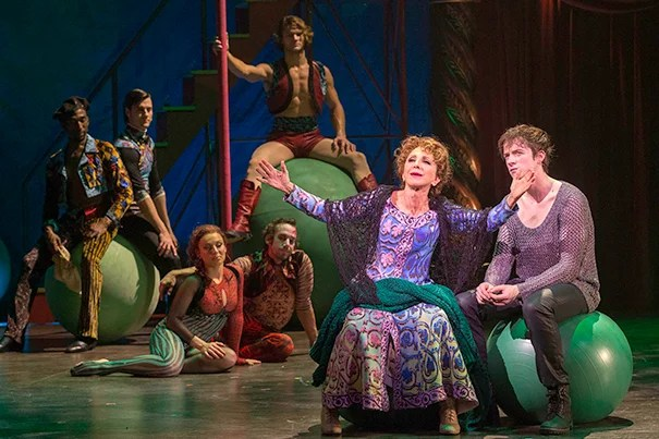�pippin� goes to the circus � harvard gazette