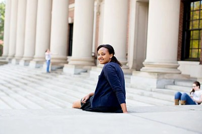 "Fanaye Yirga, 21, had never studied Latin before coming to Harvard. Born in New York, at age 5 she moved with her parents to their native Ethiopia and attended an international school in the capital, Addis Ababa. ""If you told me freshman year that I'd be giving the Latin oration at Commencement, I'd probably have laughed you out of the room,"" said Yirga, who took her first class in the language as a College sophomore."