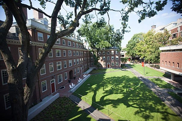 Quincy house harvard building manager responsibilities