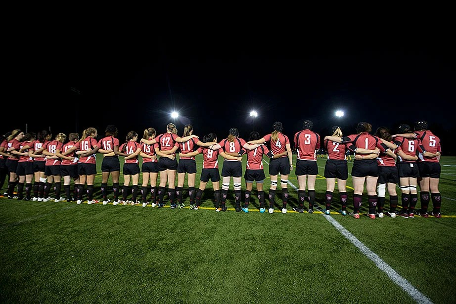 While the varsity status achieved by women's rugby is important on Harvard's campus, farther-reaching are the changes the players hope will come in the Ivy League and in women's rugby on the national stage. Rugby will be played in the Olympics for the first time in 2016.