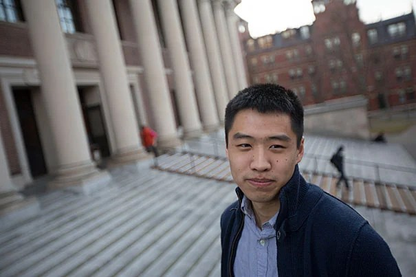 """We have only just begun to explore the ways that technology can make things more effective, can allow us to reach more people and prevent disease and suffering to a much greater extent,"" said Brandon Liu, who was named a Marshall Scholar."