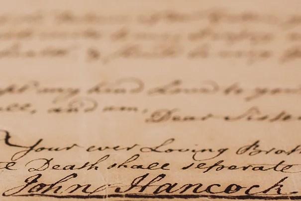signature signatures harvard gazette