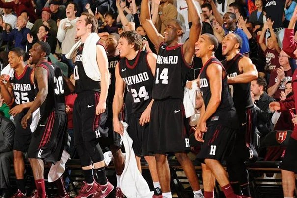 Harvard became the first team in the country to punch its ticket to the NCAA tournament, marking the third straight year the Crimson will play in March Madness and the fifth consecutive postseason appearance overall for the team.