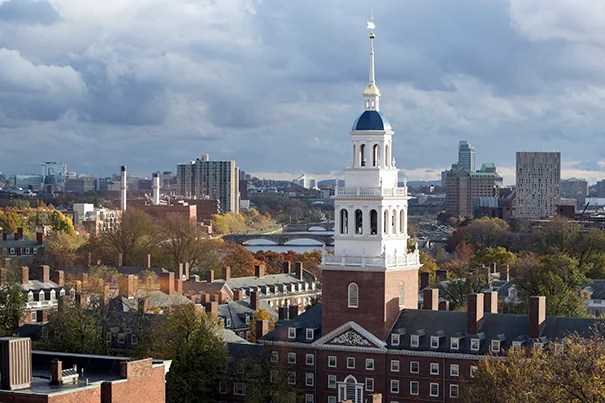 Since kickoff of The Harvard Campaign, all of Harvard's 13 Schools have held or are planning to launch events for their own campaigns. This is the first University campaign in which all of Harvard's Schools will participate for the duration.