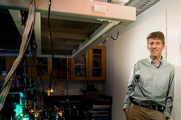"""Modern chemistry often demands scientists achieve technical specialization in a narrow field. In his laboratory at Harvard, Adam Cohen (pictured) breaks this mold ...,"" said Vern Schramm, a member of the 2014 Blavatnik Awards National Jury."